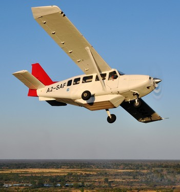 The History of the Airvan 8 – Airvan Africa